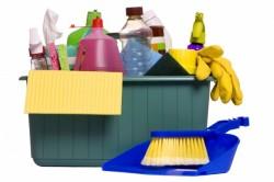 Средства для чистки акриловой ванны