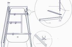 Инструкция по сборке акриловой ванны