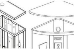 Схемы установки потолочной панели