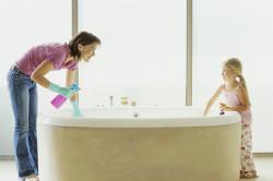 Недостатки чугунной ванны