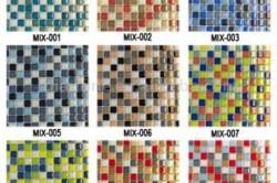 Варианты мозаичной плитки для душевого поддона