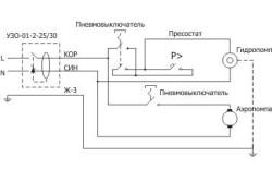 Схема подключения джакузи к электричеству
