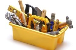 Инструменты для установки реечного потолка