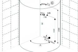 Схема подключения душевой кабины