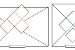 Схема укладки плитки по диагонали