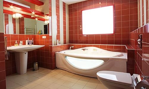 Выбор цвета ванной комнаты
