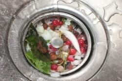 Предотвращение засора в раковине