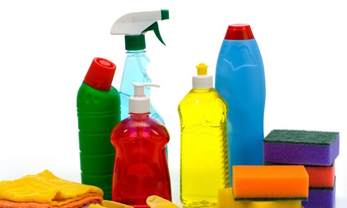 Инструменты и материалы для чистки швов между плиткой