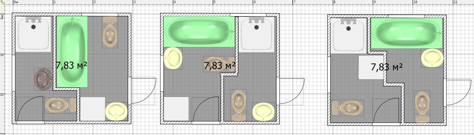 ванной и санузла на даче
