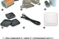 Инструменты для укладки теплого пола