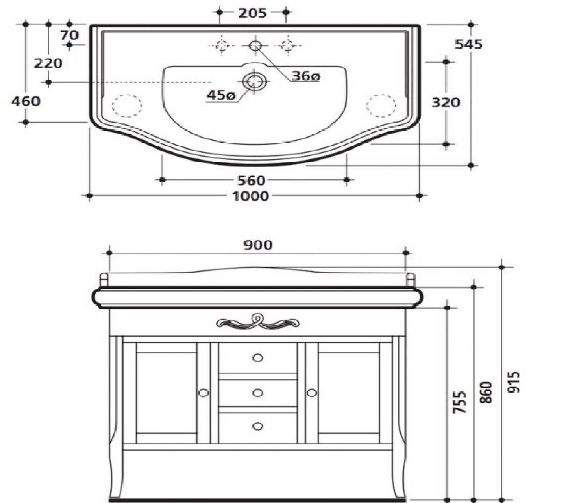 ТОП-7 идей как сделать тумбу для ванной своими руками 69