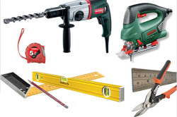 Инструменты для изготовления короба