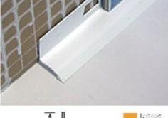 Схема монтажа подплиточного уголка