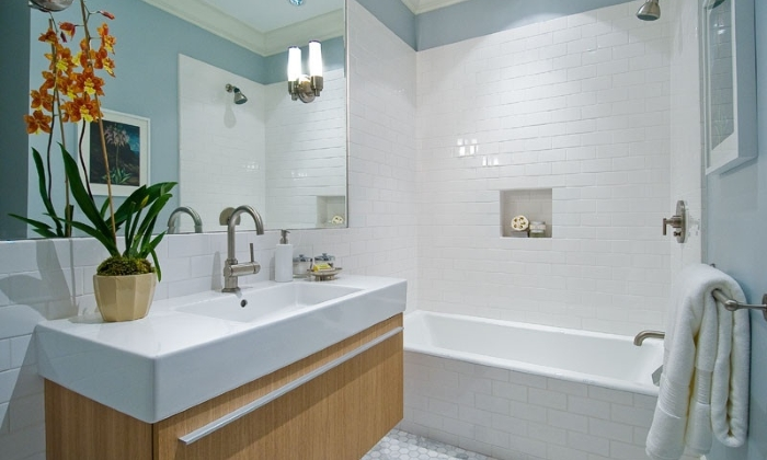 Дизайн ванной 3х3