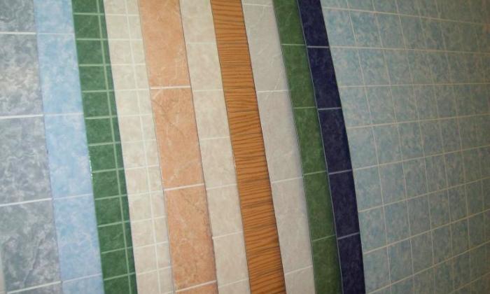 Варианты стеновых панелей для ванной комнаты