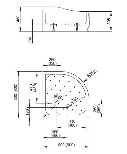 Вес гидроизоляции обмазочной удельный